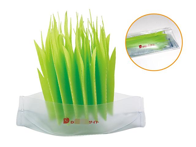 草の形のエコロジー加湿器の画像