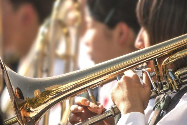吹奏楽サークルのイメージ