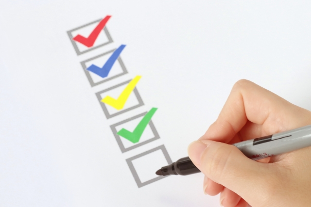偽造防止の方法4種類をチェック